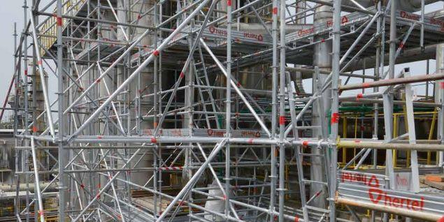 veiligheid Fibrant caprolactam fabriek