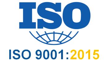 ISO9001 Fibrant professionele organisatie